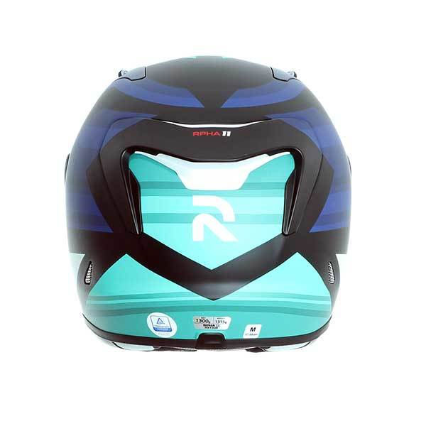 M, Bleu Casque Moto Hjc Rpha 11 Naxos Bleu